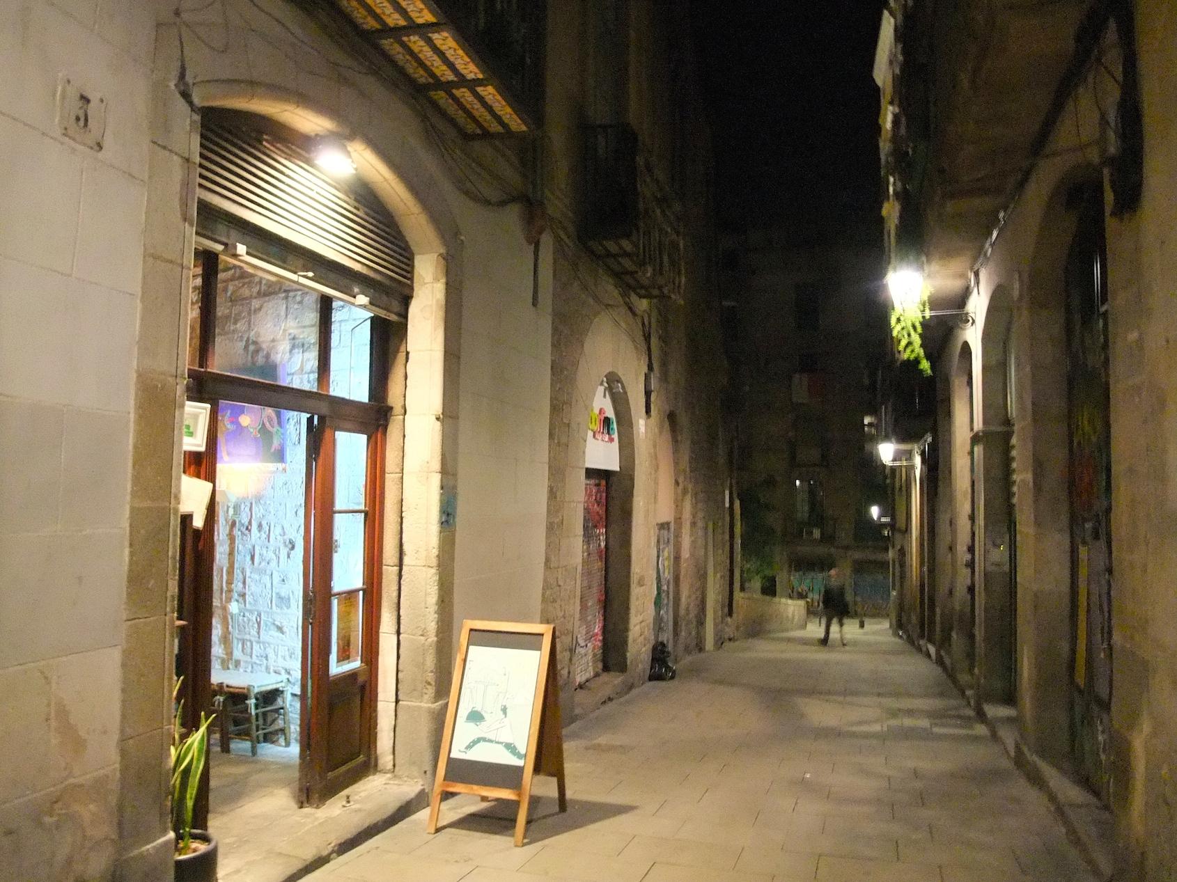 L'Antic Bocoi del Gòtic  in the Gothic Quater