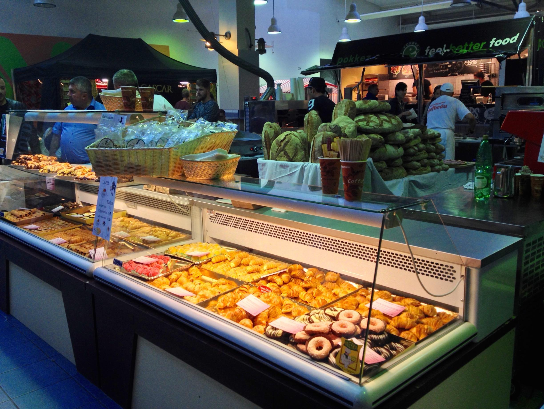 Dolce Forno desserts
