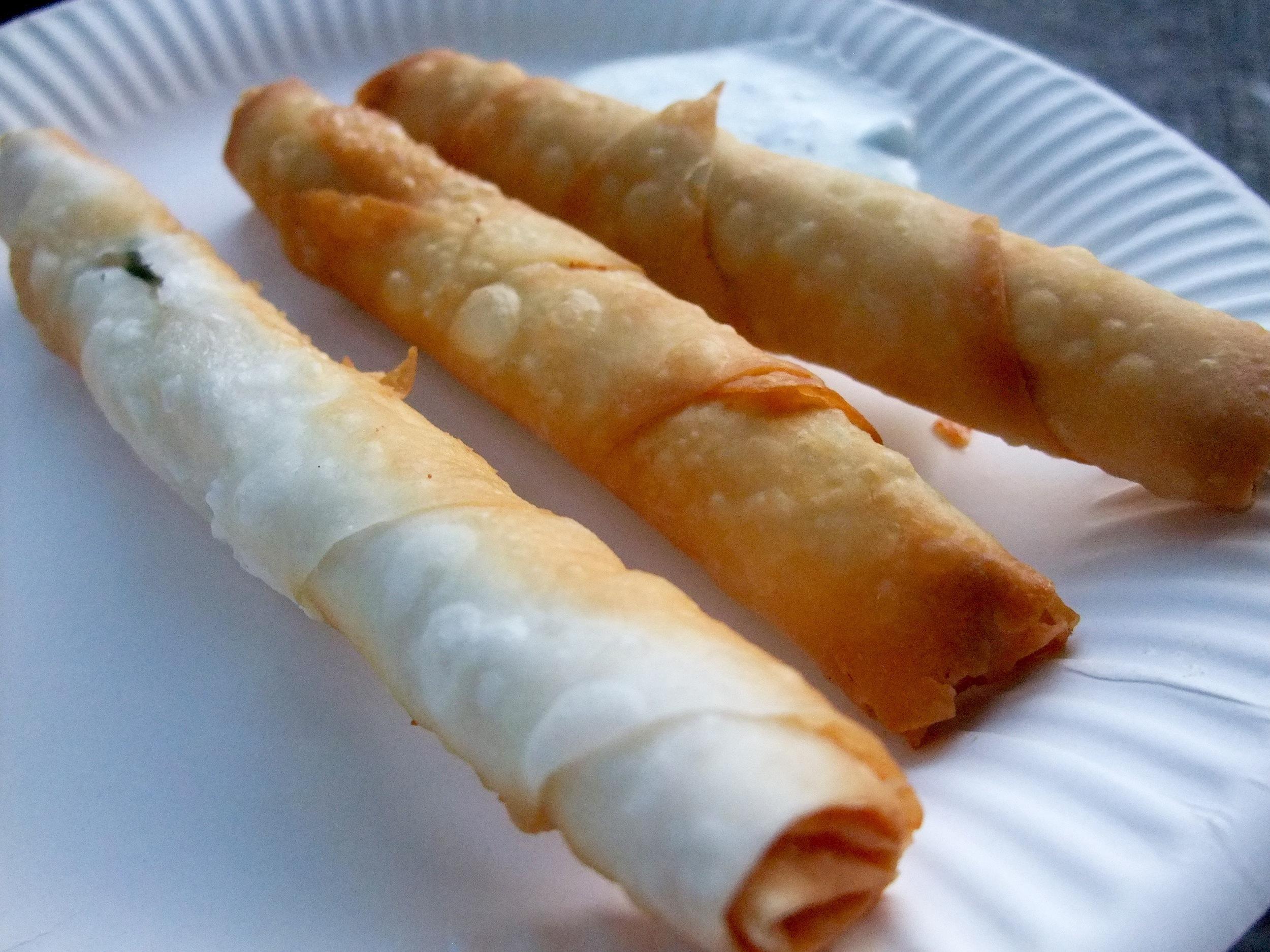 Sigara borek from Organic Foods
