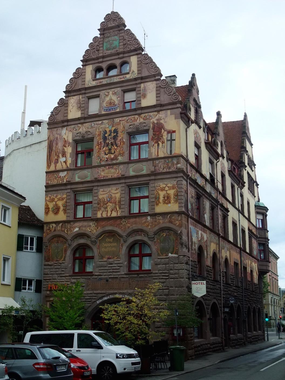 The Graf Zeppelin Hotel