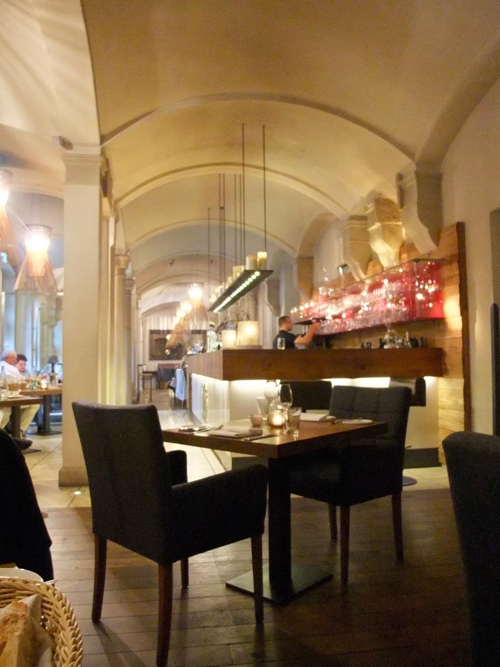 Dinner at Leopold Restaurant