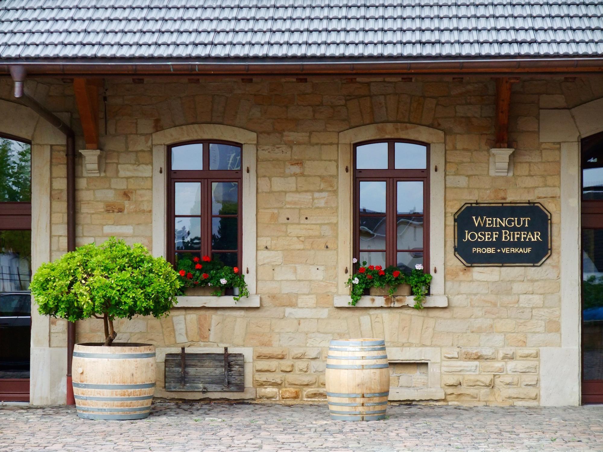 Weingut Josef Biffar and  Restaurant Fumi