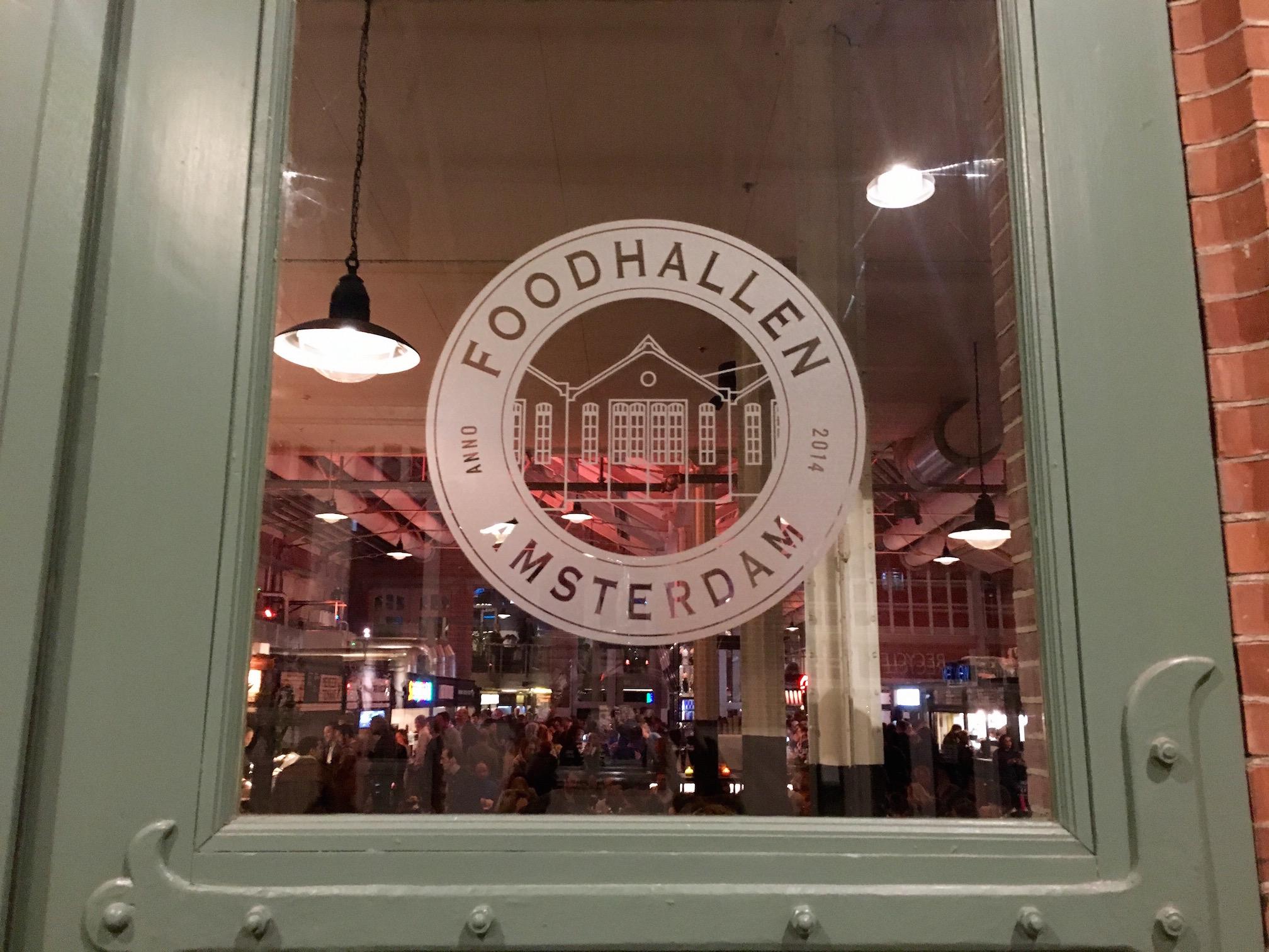 De Foodhallen