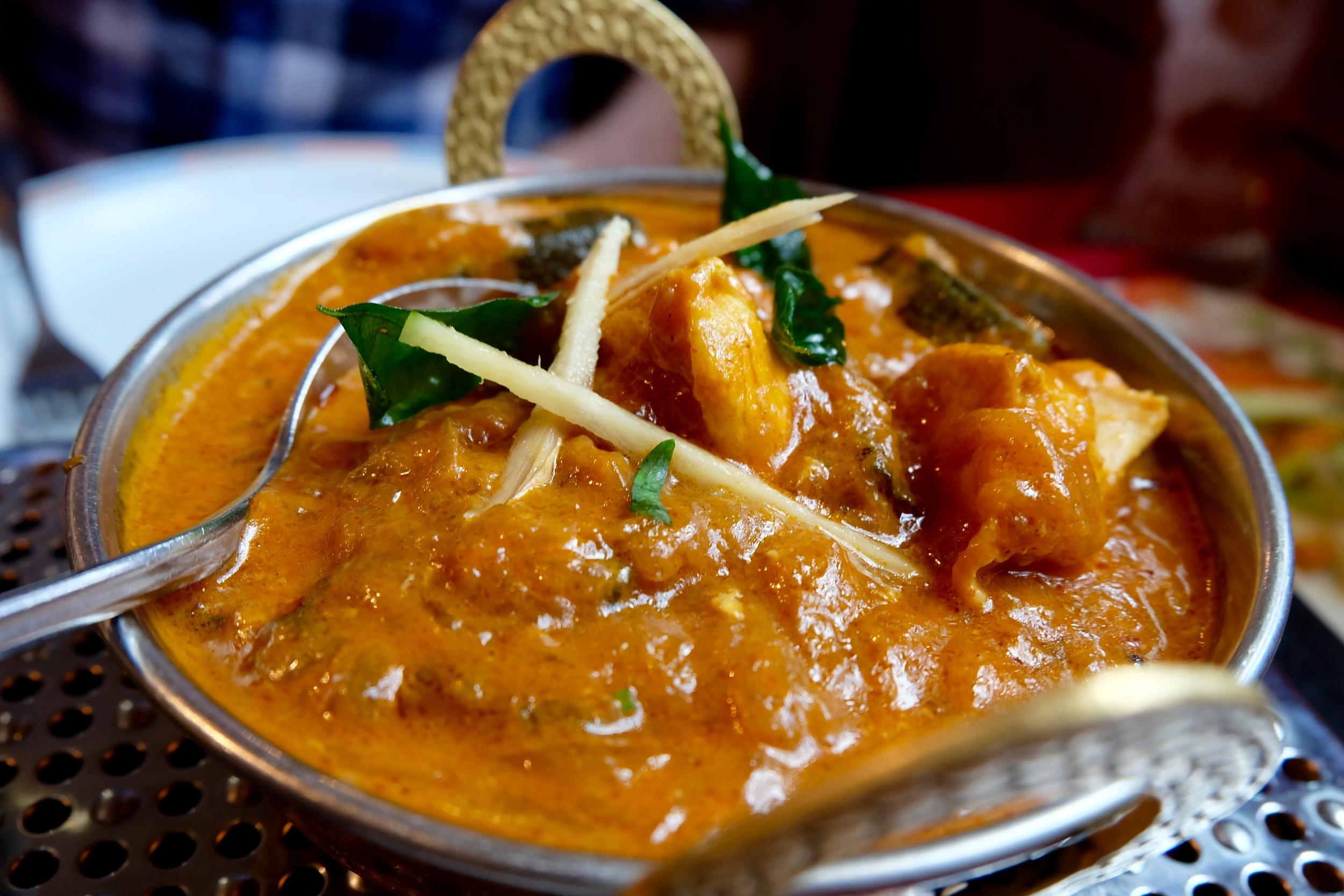Chicken Bhindi