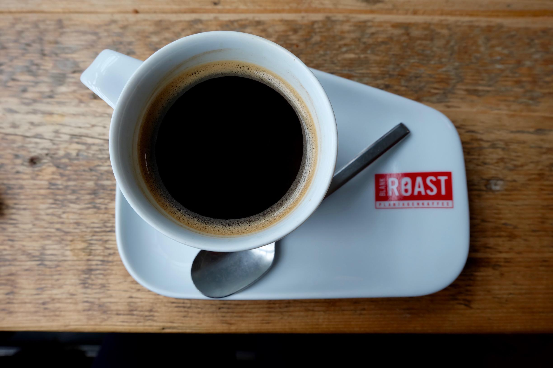 Coffee from  Blank Roast Kaffeemanufakturer