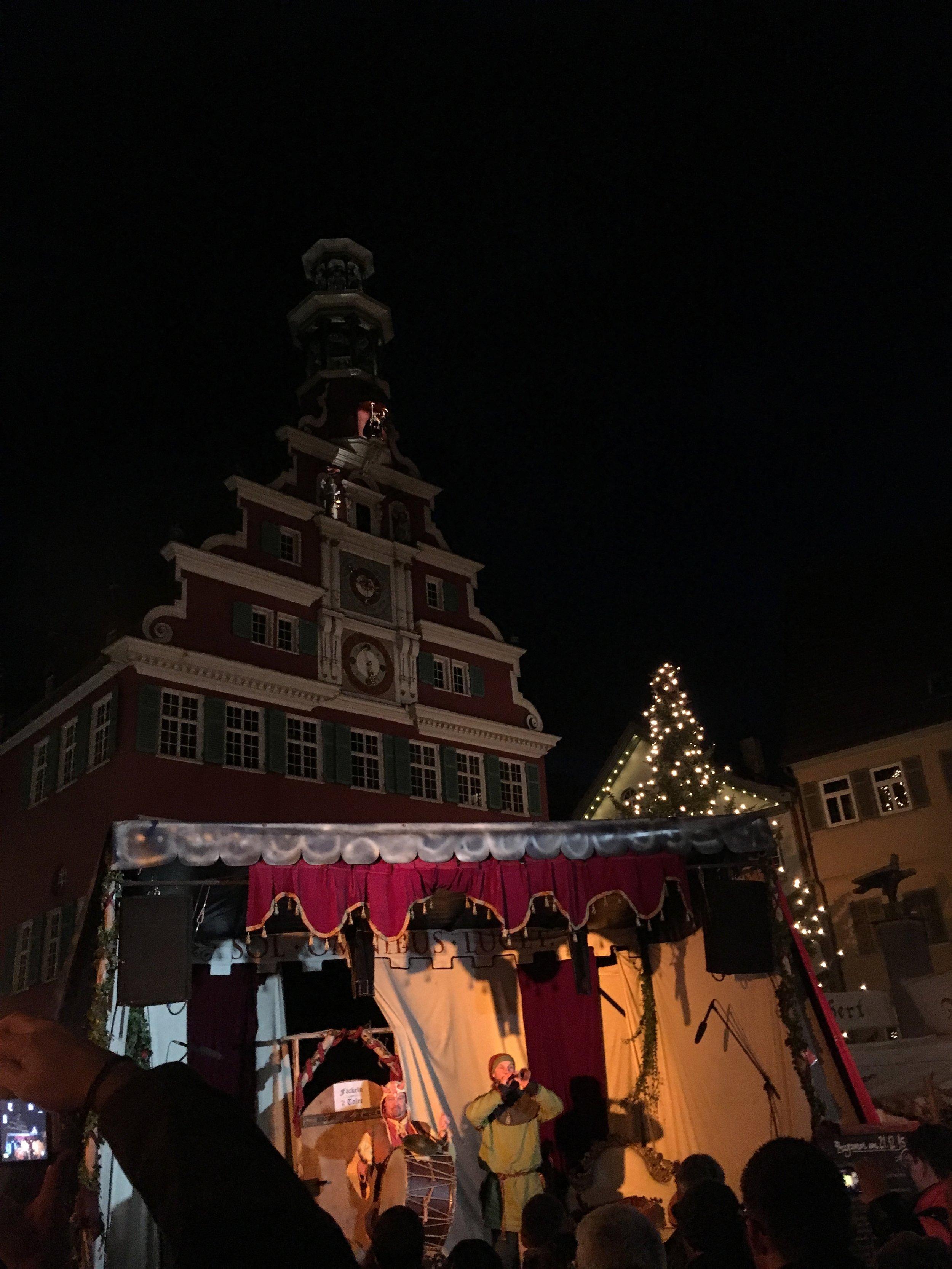 The Esslingen Middle Ages Market 2015