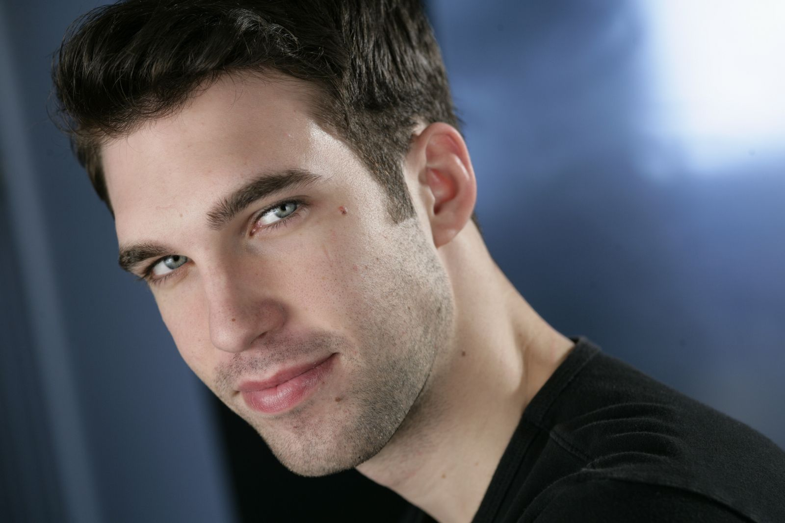 """Johnny Stellard (remarkably the only """"Johnny"""" on Broadway this year.)"""