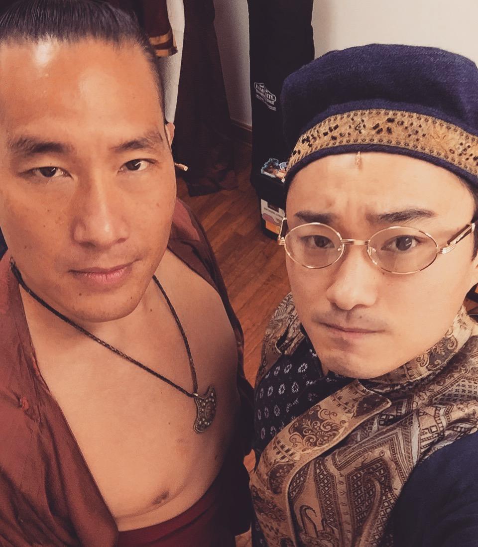 Understudies: Darren Lee as the Kralahome & Marcus Shane as Phra Alack