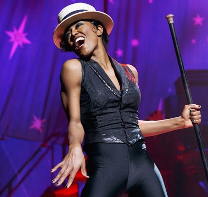 Patina Miller as Leading Player in  Pippin