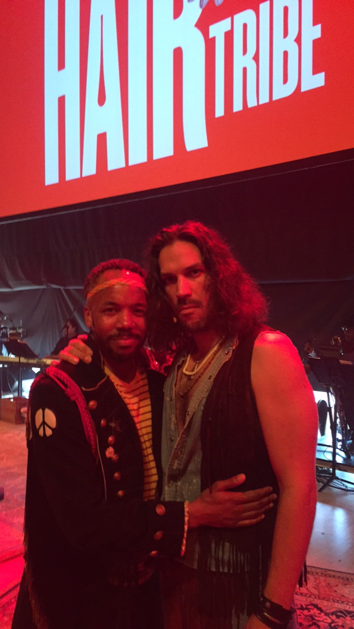 Tommar Wilson and Will Swenson