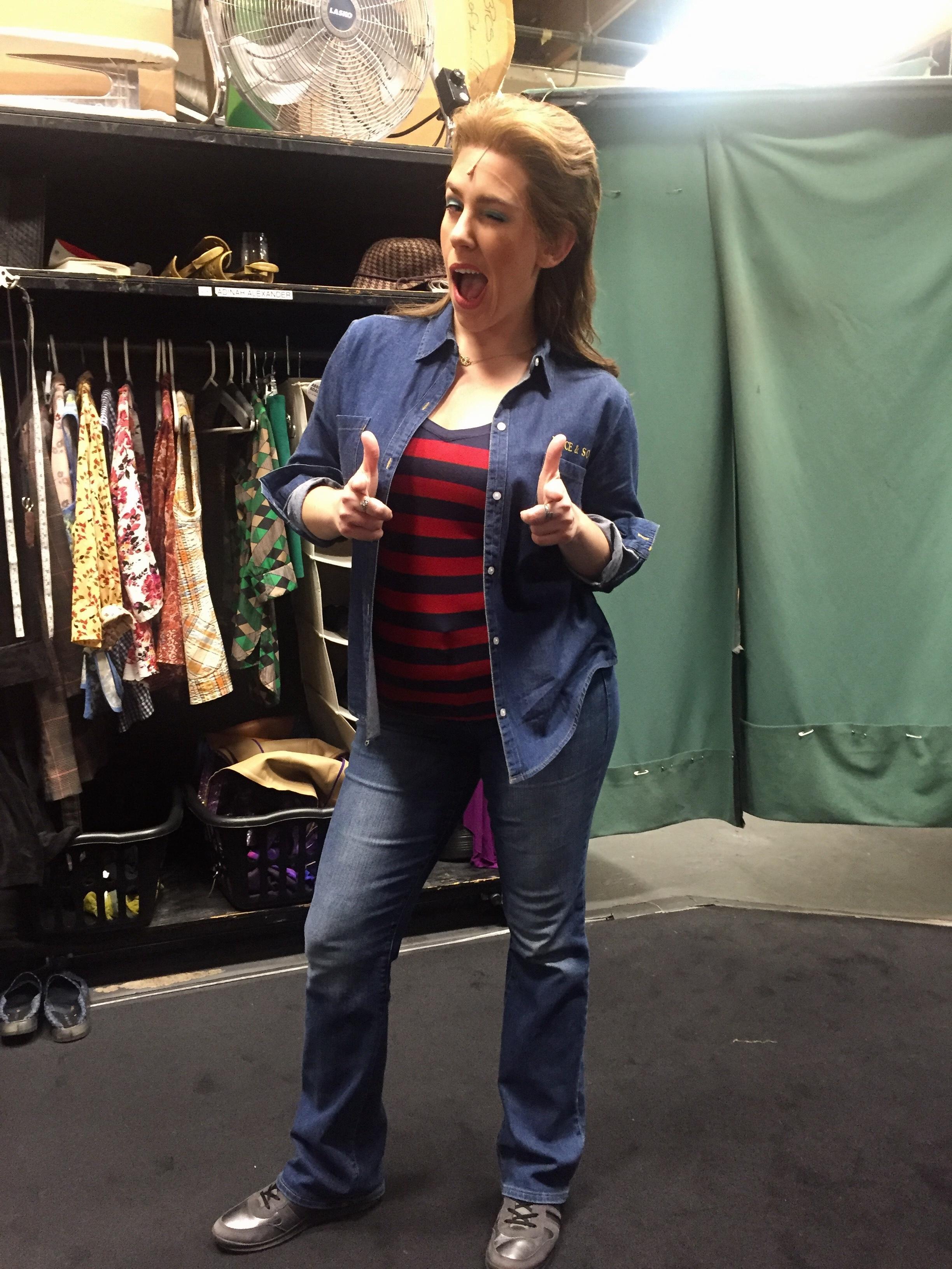 Meryn Beckett in  Kinky Boots