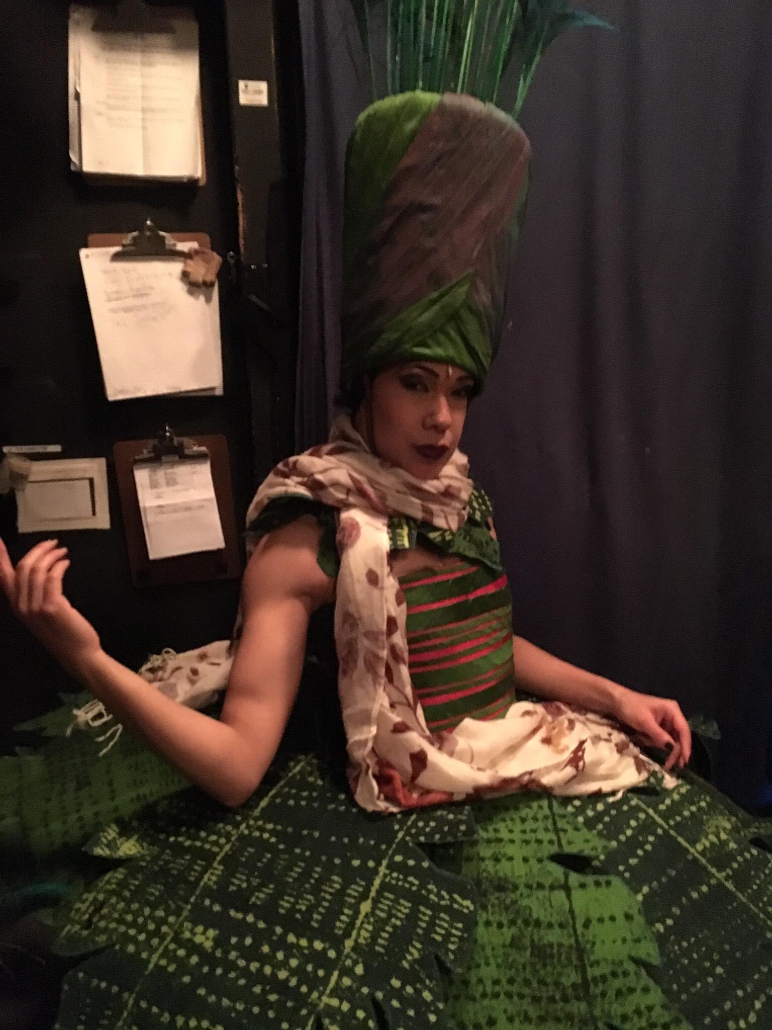 Rosie Lani Fiedelman in  The Lion King