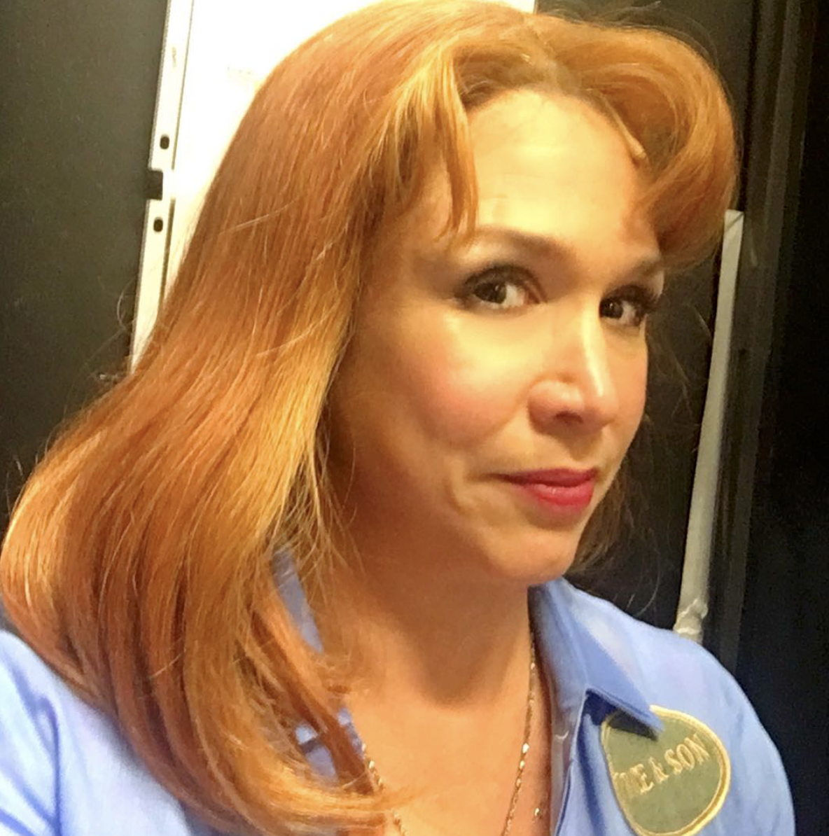 Holly Davis Bebout in  Kinky Boots