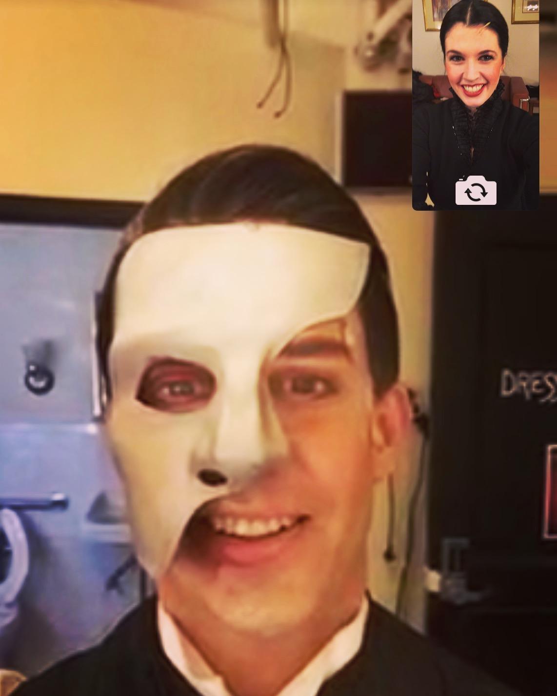 """""""Mike on for Phantom, me on for Nessa. Both understudies"""""""