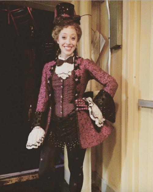 Carly Blake Sebouhian in  The Phantom of the Opera
