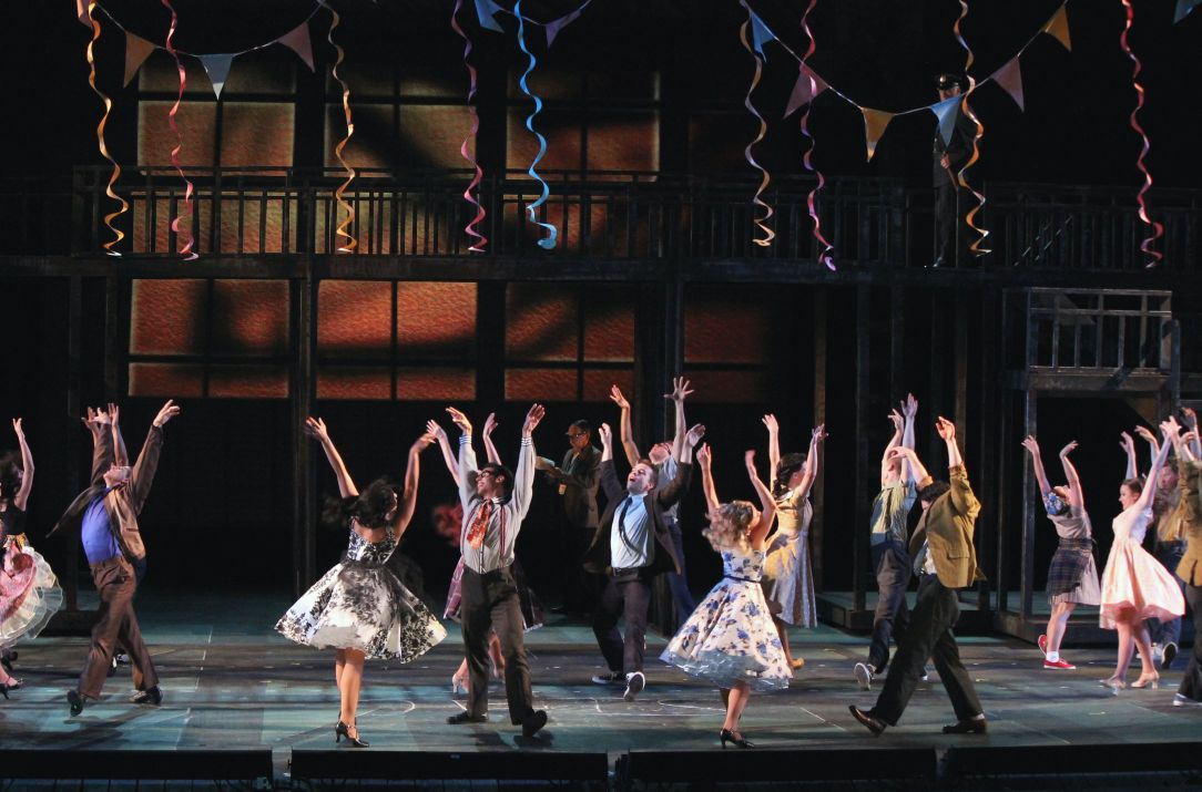 West Side Story at The Muny
