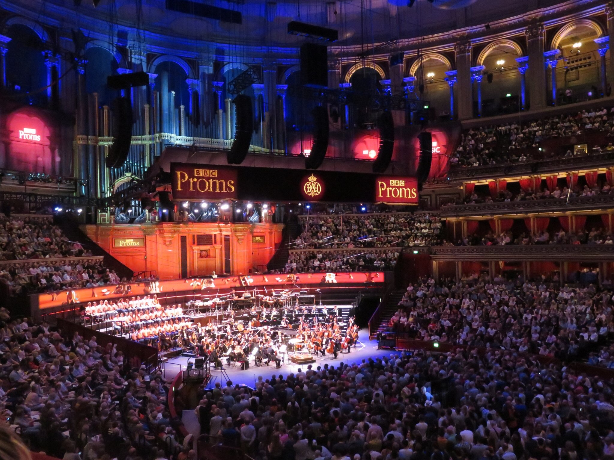 West Side Story  at the BBC Proms