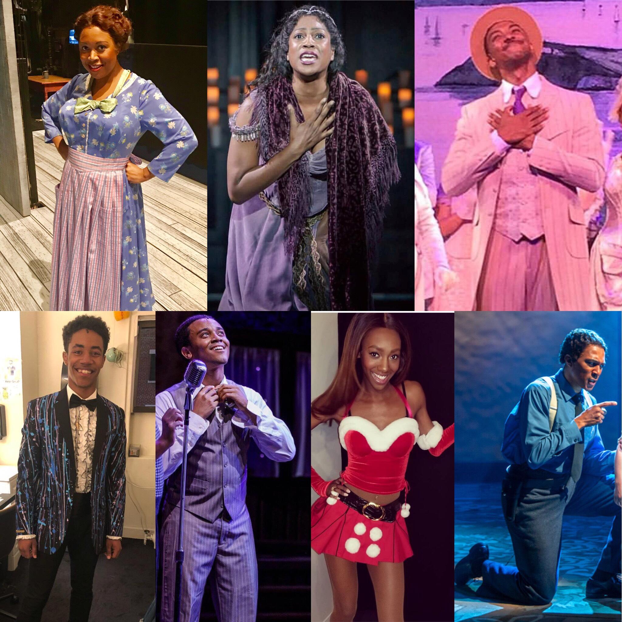 Nettie, Aldonza, Cornelius, Damian, Ted, Karen, Captain Walker
