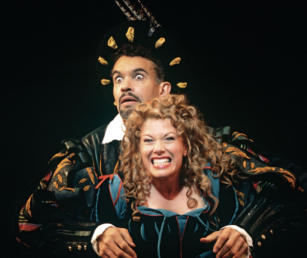 Marin Mazzie in  Kiss Me, Kate