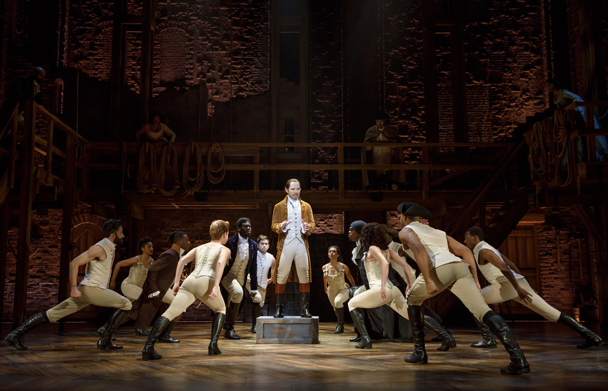 The company of  Hamilton