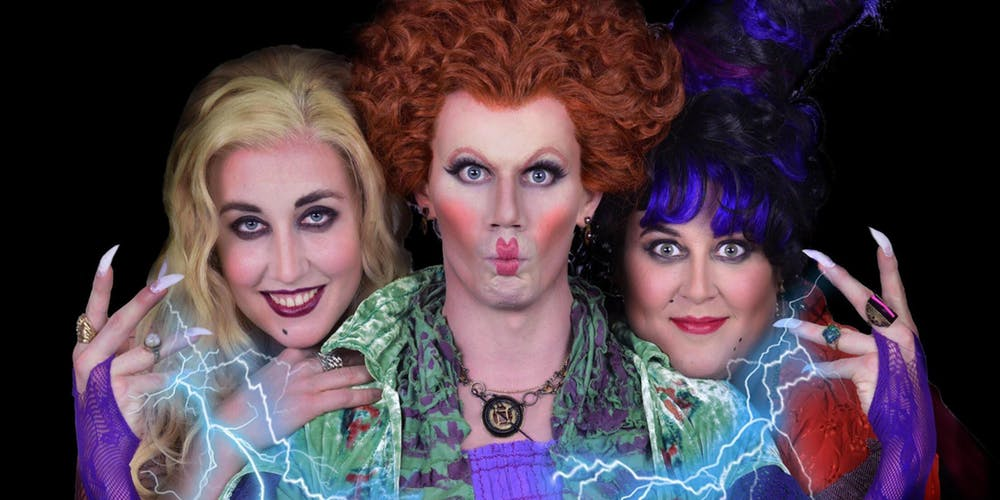 I Put A Spell On You: The Return of the Sanderson Sisters at  (le) poisson rouge