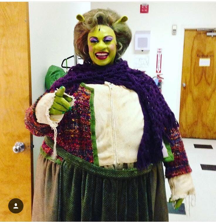 Jacqueline B. Arnold in  Shrek