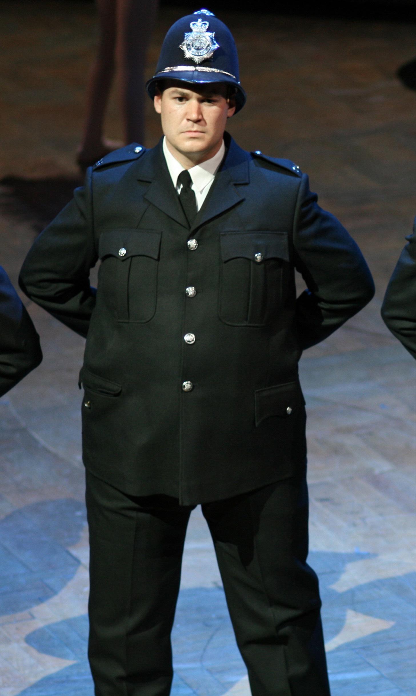 Aaron Kaburick in  Billy Elliot