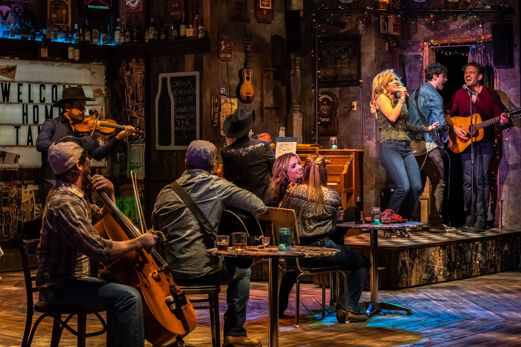 Songbird  at Two River Theater