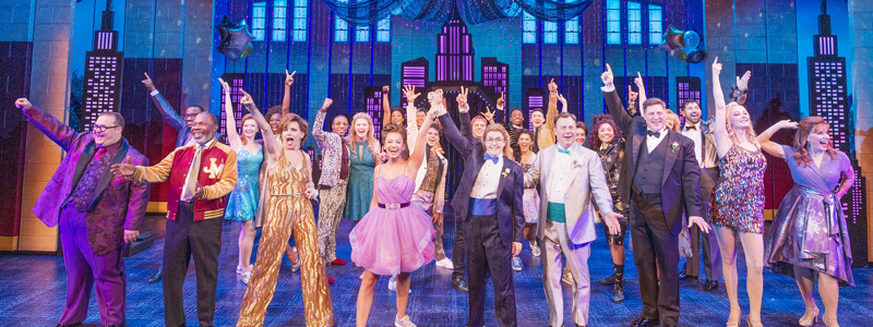 The Prom  on Broadway (Photo by Deen van Meer)
