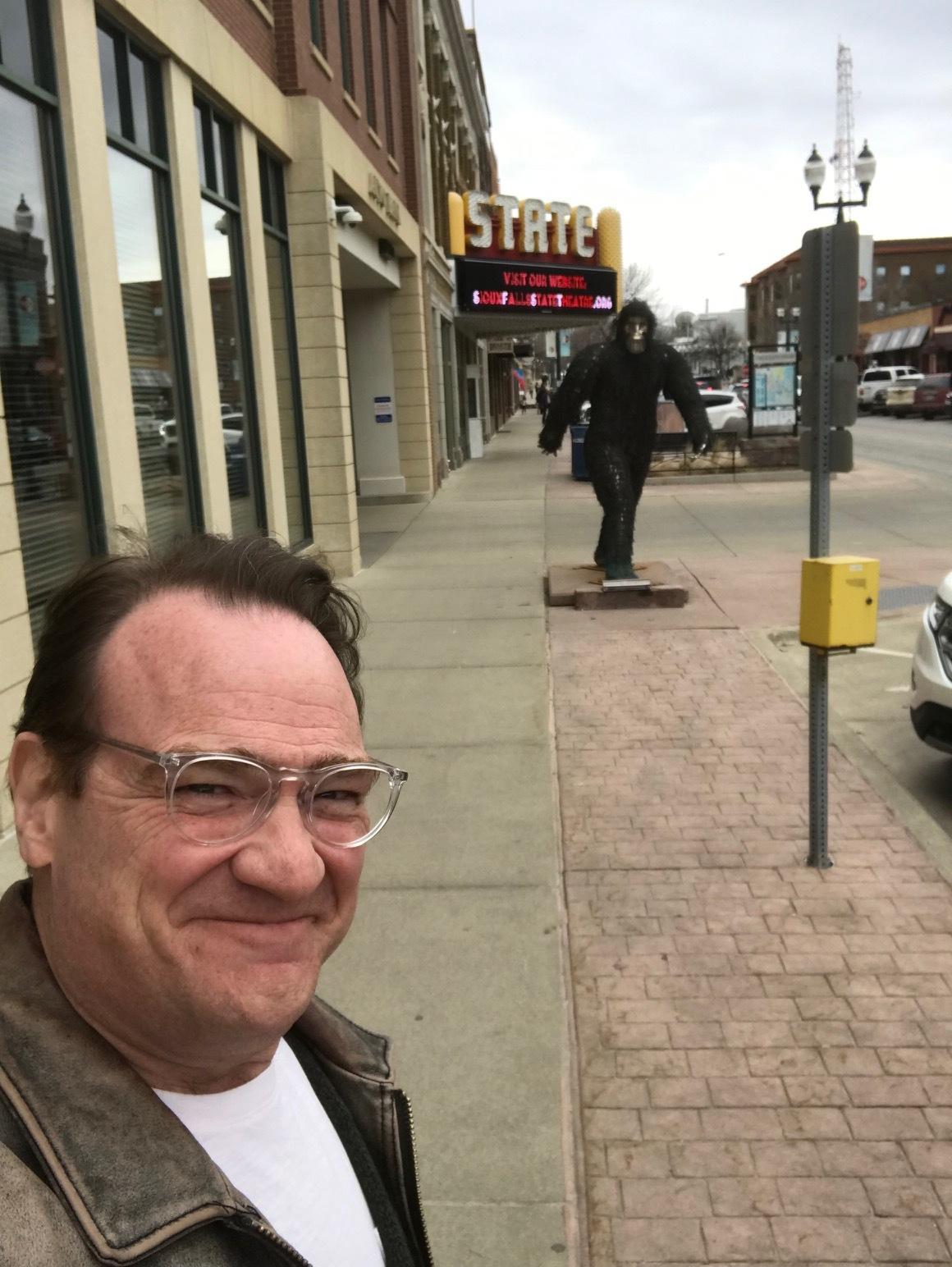Kevin Carolan in Sioux Falls, SD