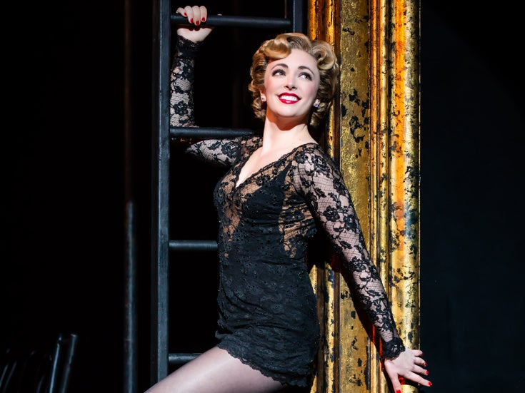 Roxie Hart in  Chicago