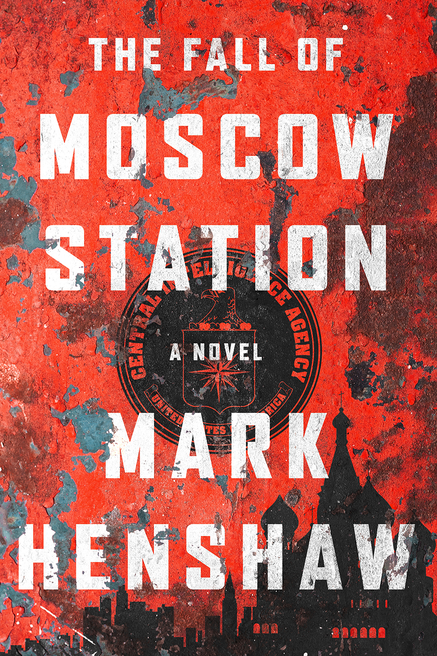 Click  here  to pre-order  The Fall of Moscow Station  on Amazon.