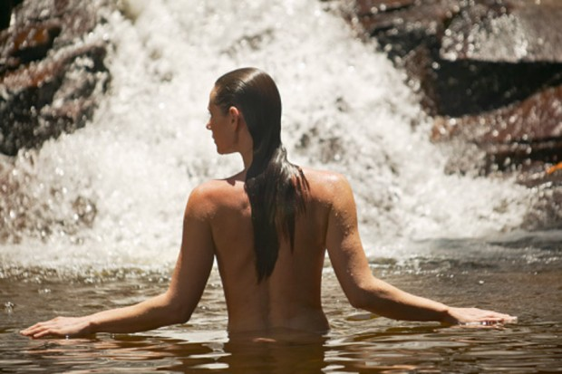 The Feminine Waterfall      (The art of female ejaculation)