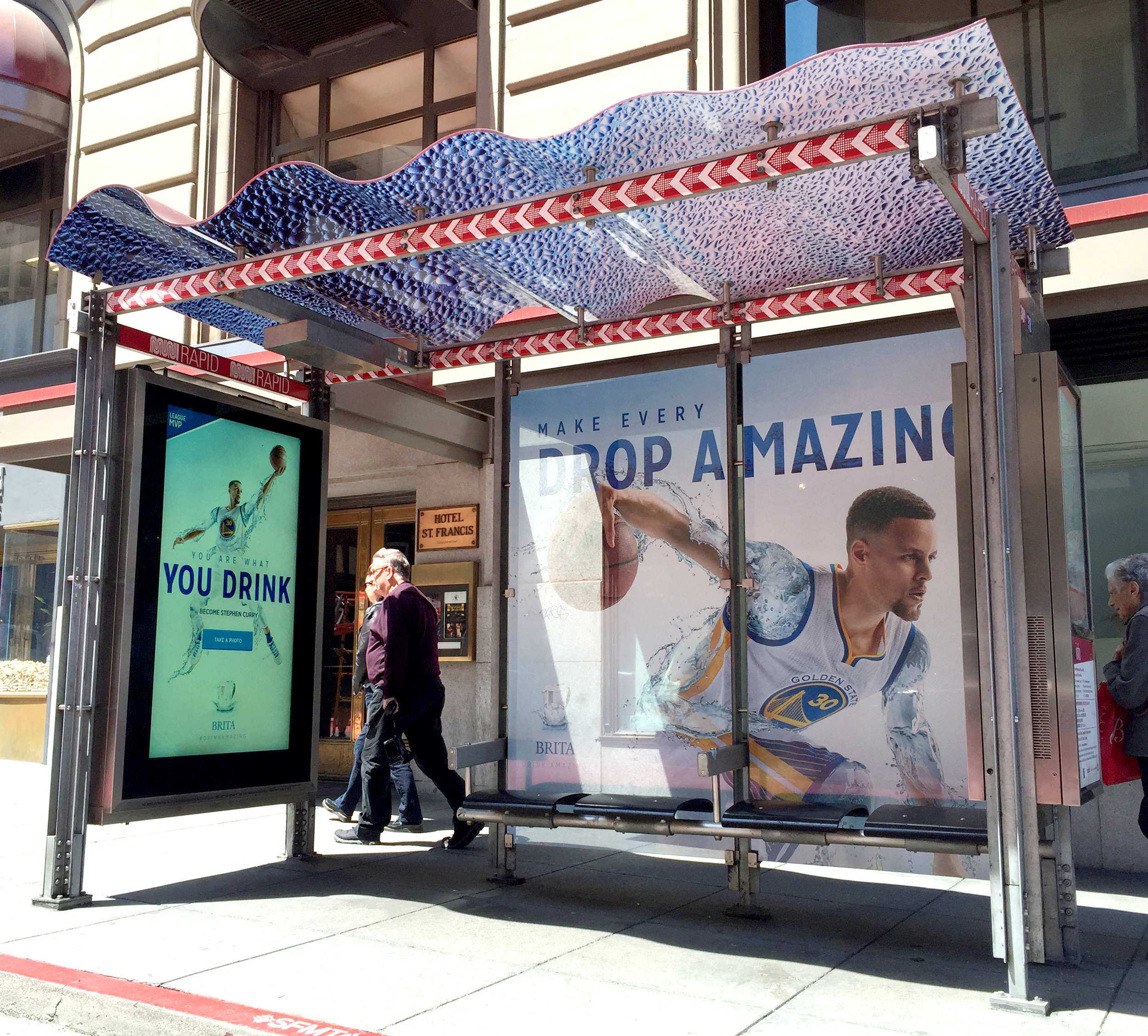 """INTERACTIVE BUS SHELTERS 