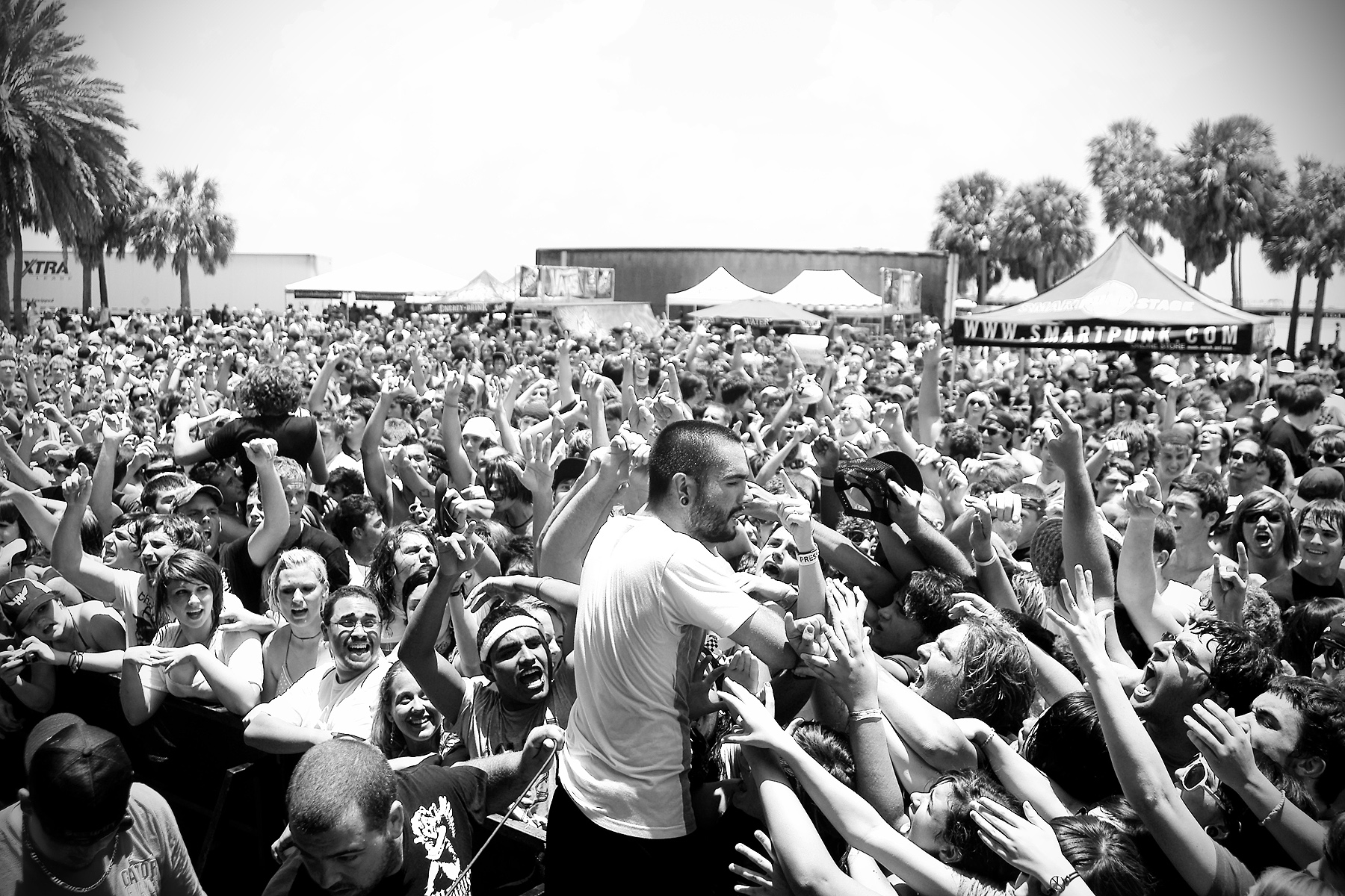 Jeremy McKinnon of A Day To Remember.