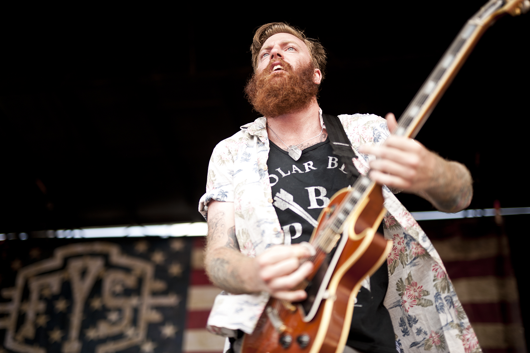 Alan Day of Four Year Strong.