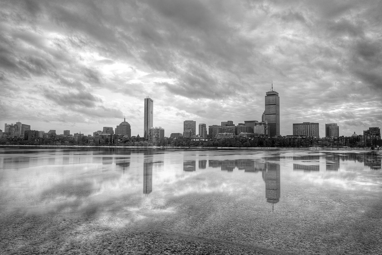 Downtown Boston.