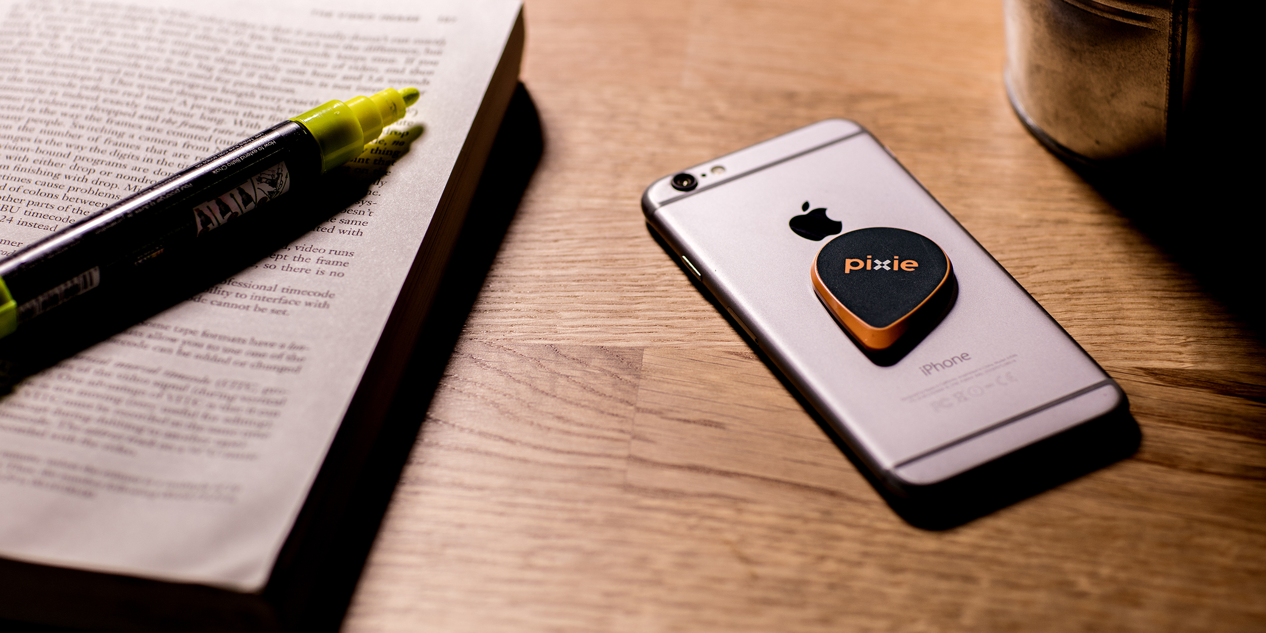 Pixie Bluetooth Tracker.