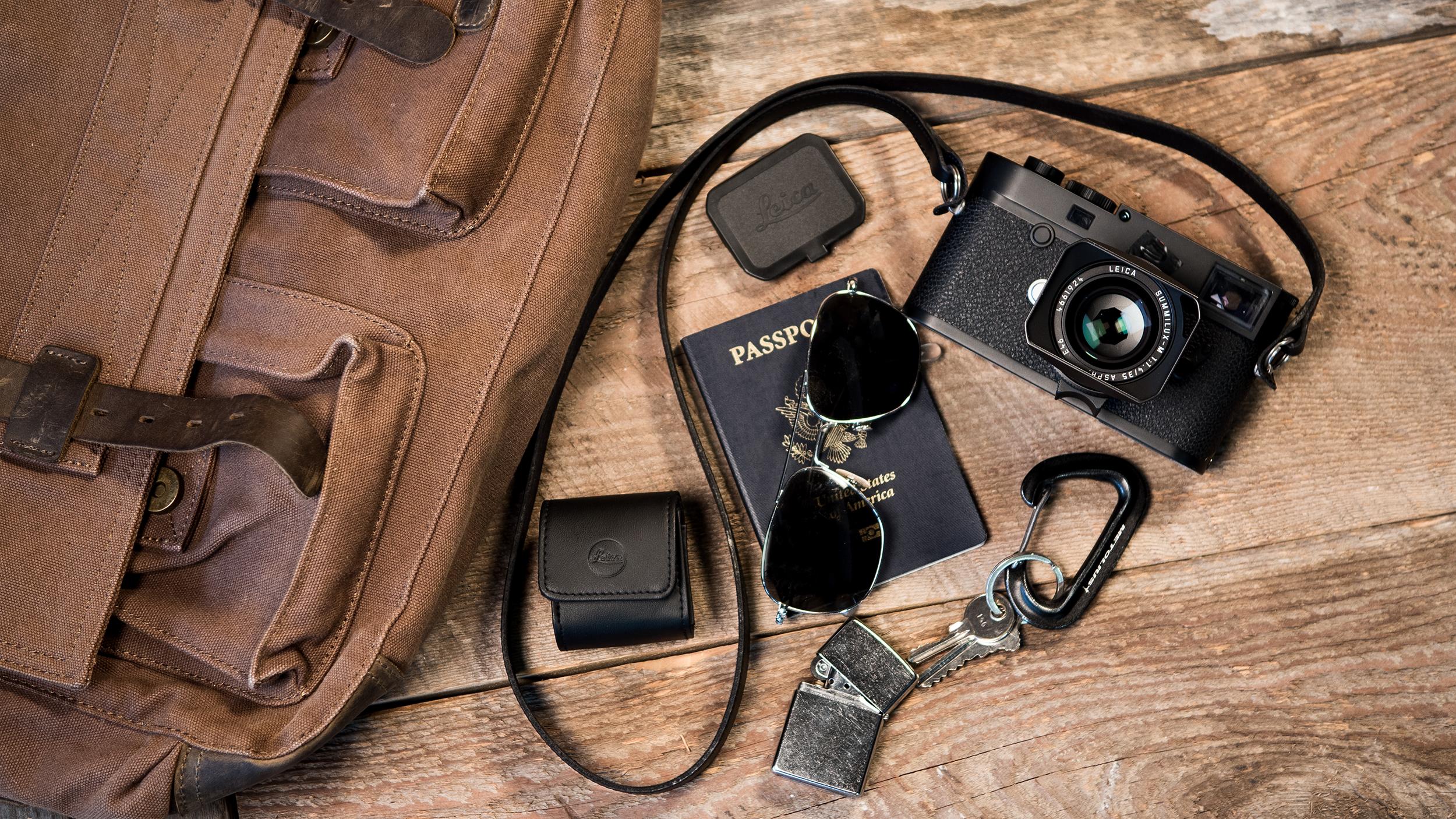 Travel Leica Rockstar.
