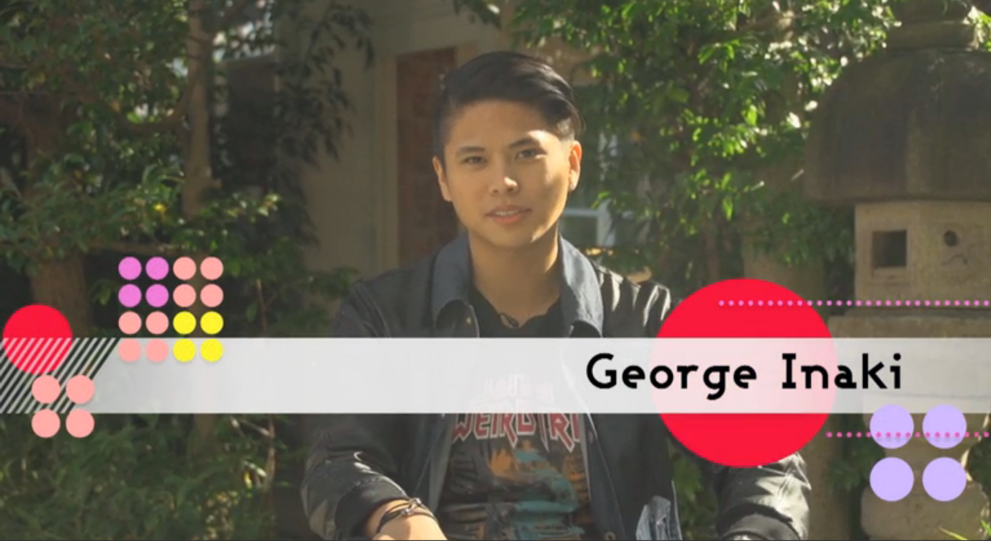 Featured by MTV81 in 2013, December : http://www.mtv81.com/videos/japon/george-inaki/