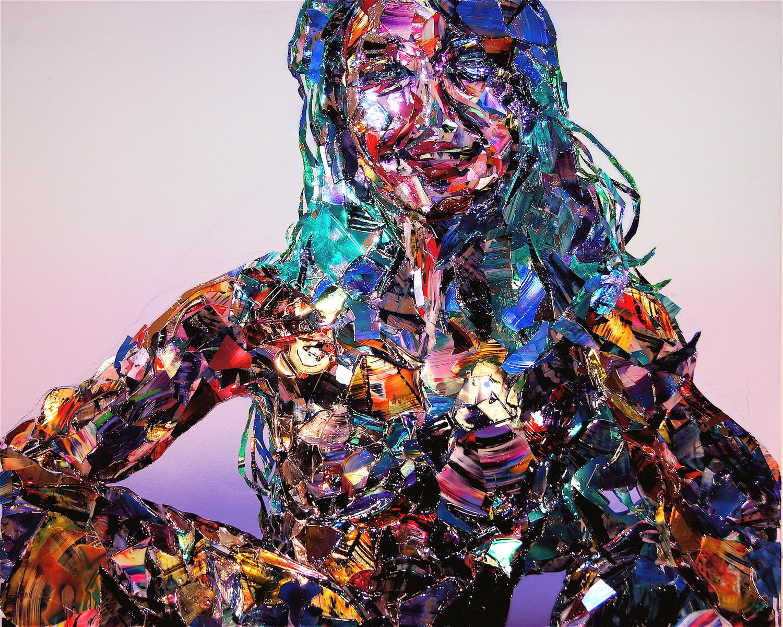 """""""The world is in the face of beloved"""" 2011 by    Meguru Yamaguchi(    @meguruyamaguchi    )"""