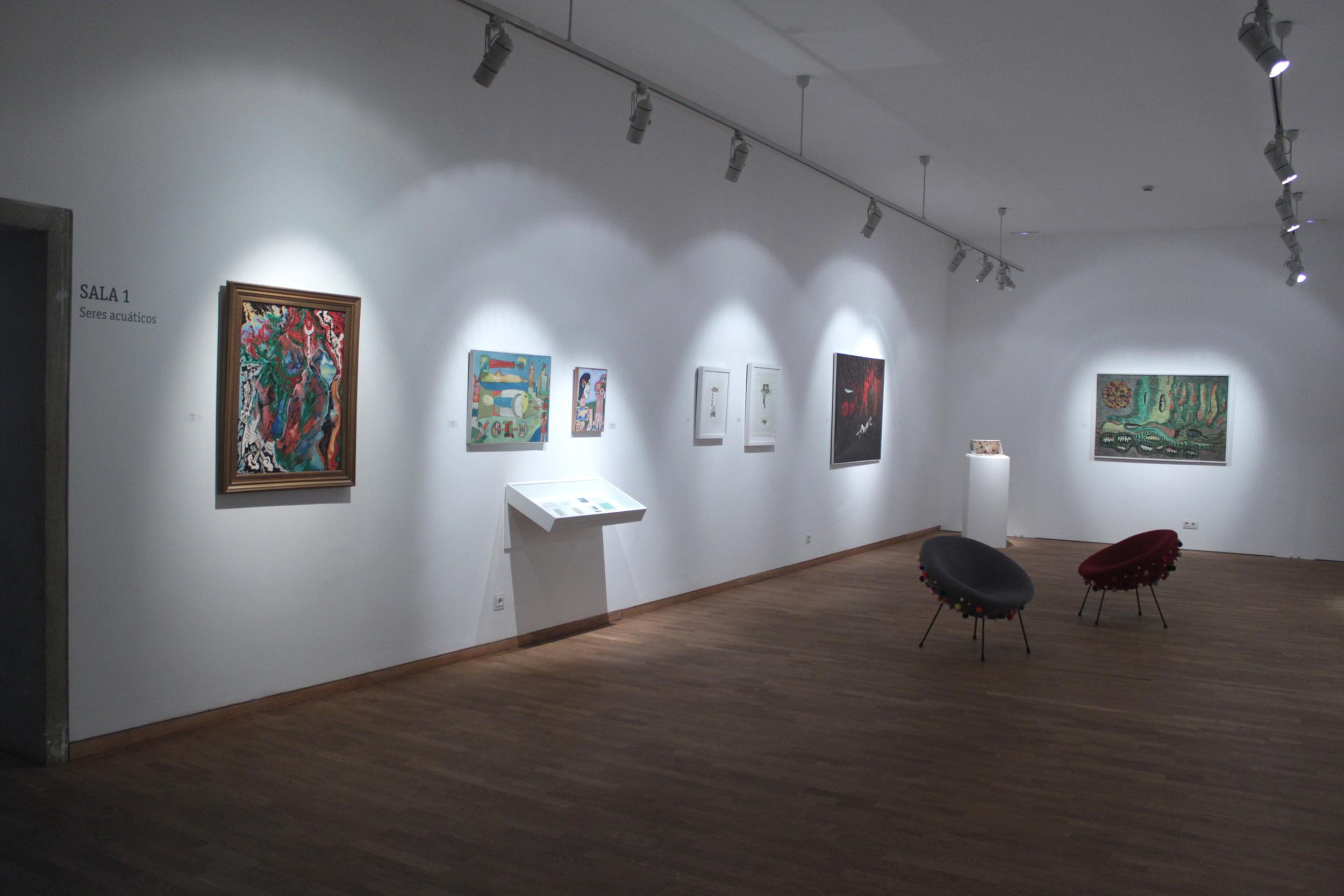 Exhibition hall 1, 3rd floor
