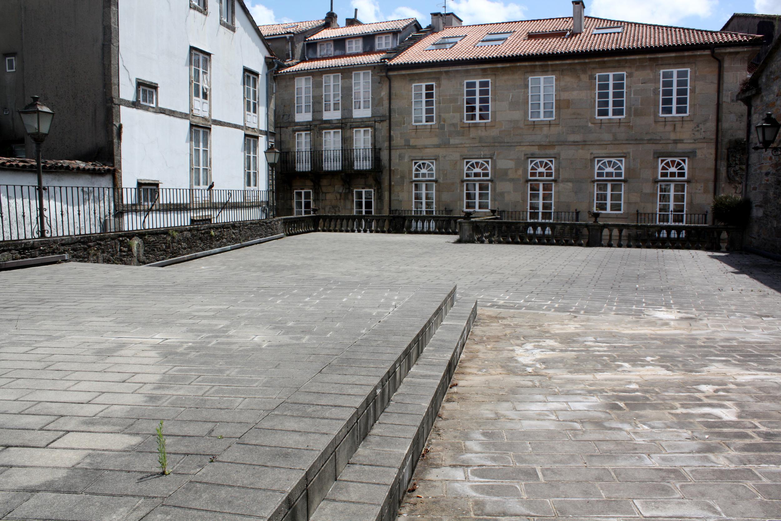 Museum terrace