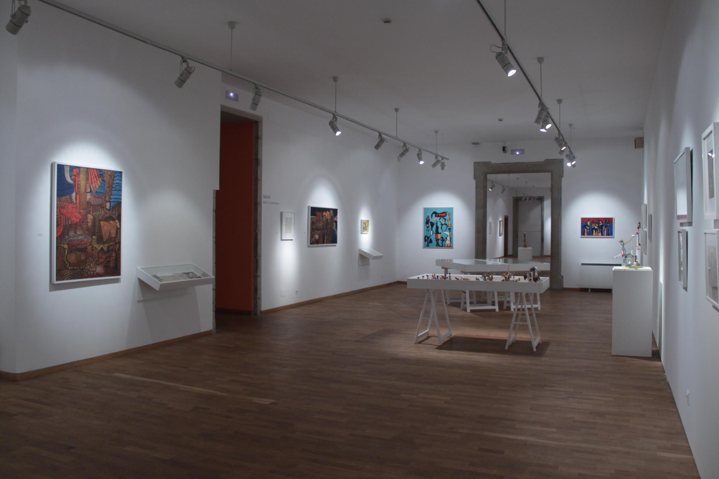 Exhibition hall 3, 3rd floor