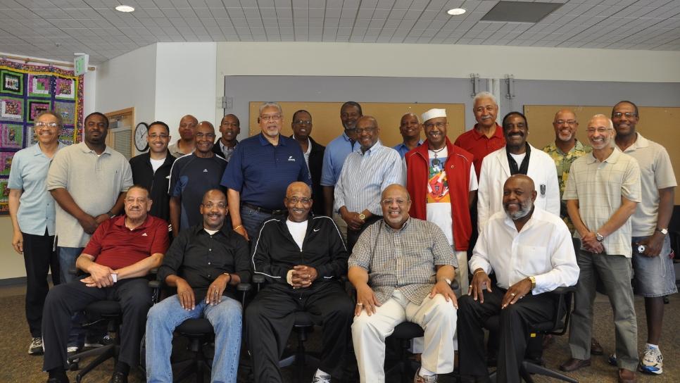 BG Members attending the 2013 retreat