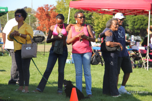 Attendees at the 2013 Annual ROOTS Family Picnic