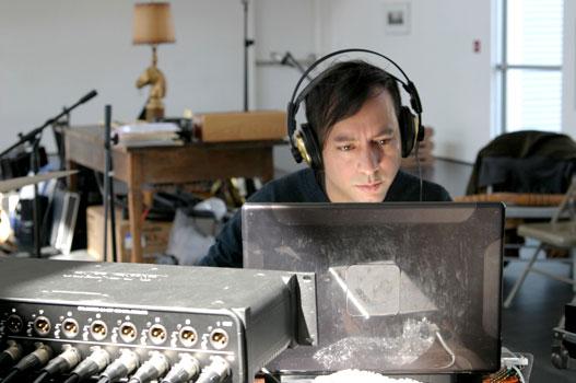 Composer Reuben Butchart