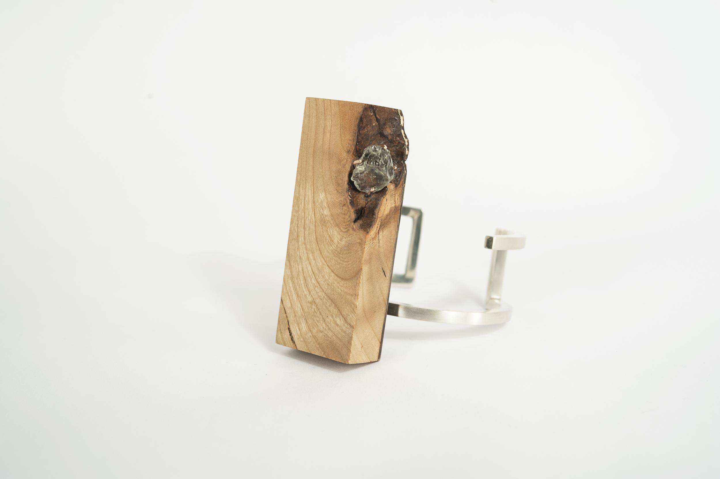 Cuff bracelet No.10