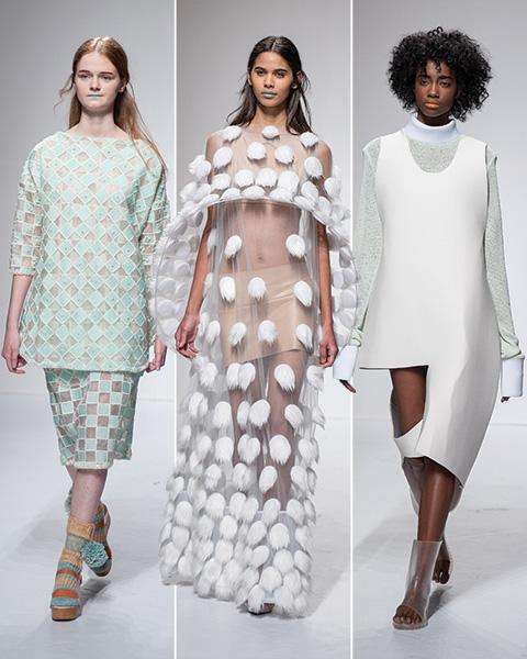 Look by Caroline Kaufman displayed on the left.