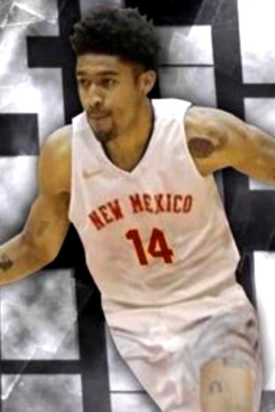 Najja Hunter  New Mexico JC